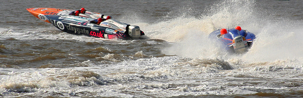 photoblog image Honda Power Boats