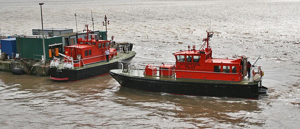 photoblog image Mersey River Pilots