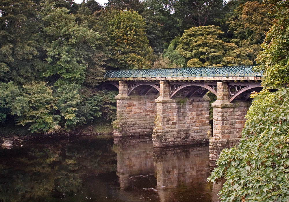 photoblog image Bridge over the River Lune