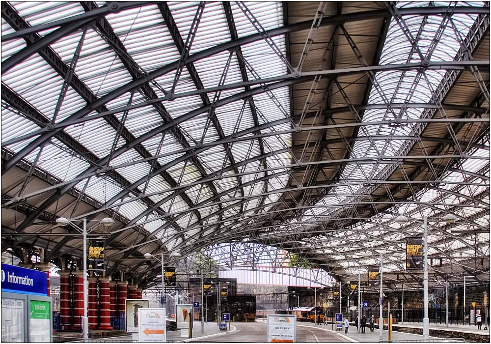 photoblog image The Train Shed
