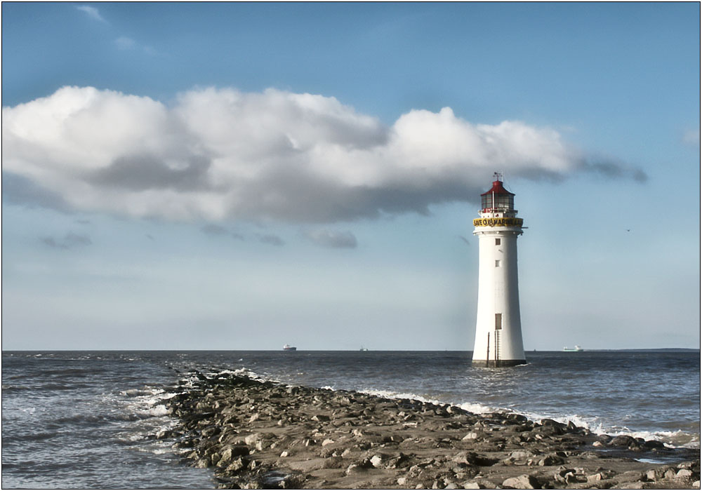photoblog image Perch Rock Lighthouse