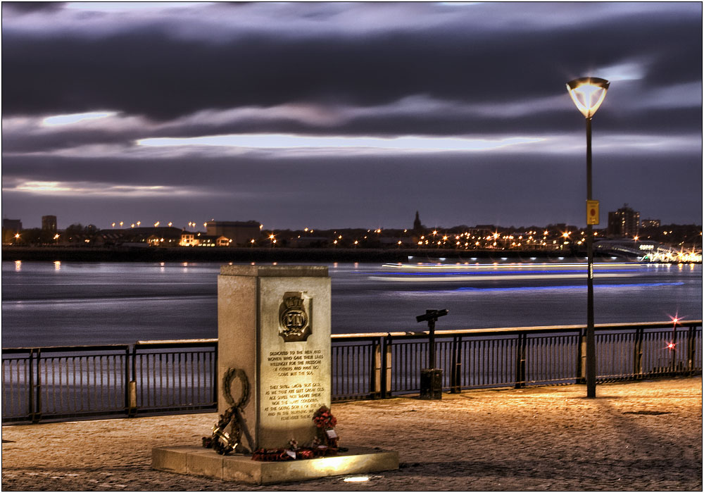photoblog image The Merchant Navy Memorial