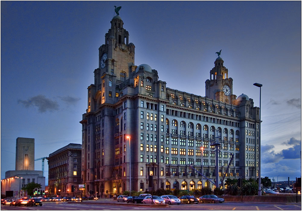 photoblog image The Royal Liver Building