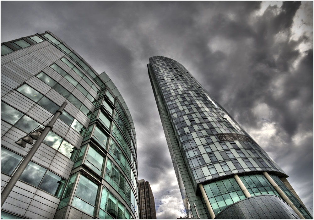 photoblog image Beetham Tower West