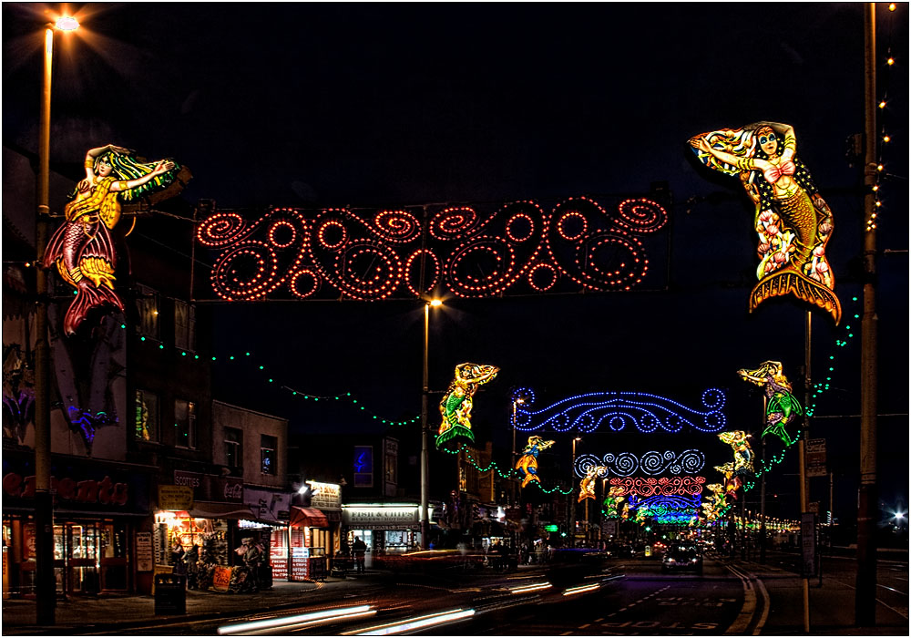 photoblog image Blackpool Illuminations