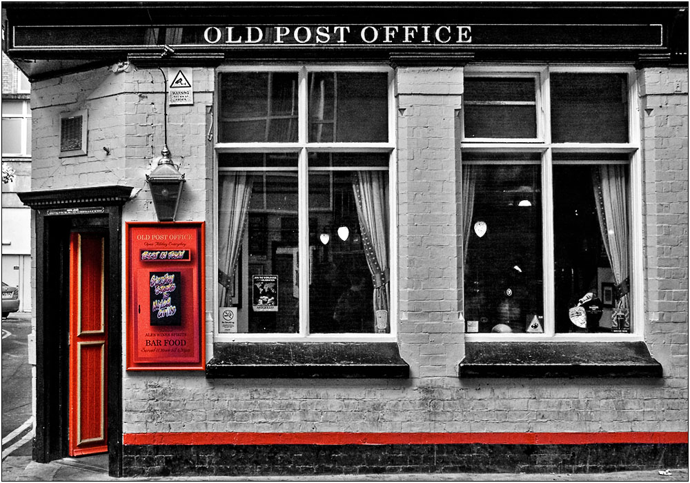 photoblog image The Old Post Office