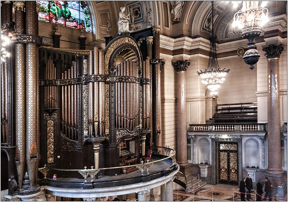 photoblog image The Willis Organ