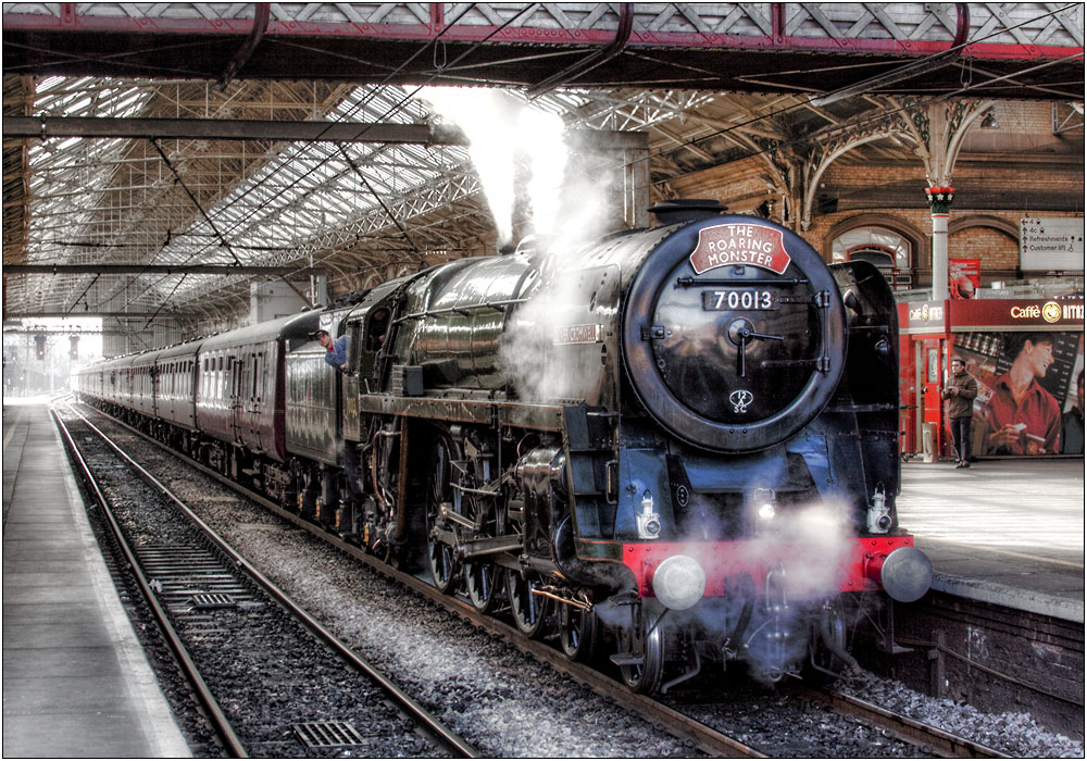 photoblog image The Roaring Monster Special
