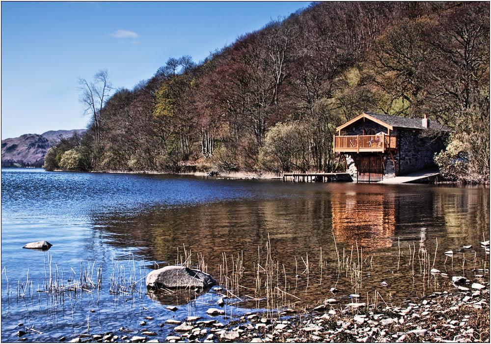 photoblog image The Boathouse