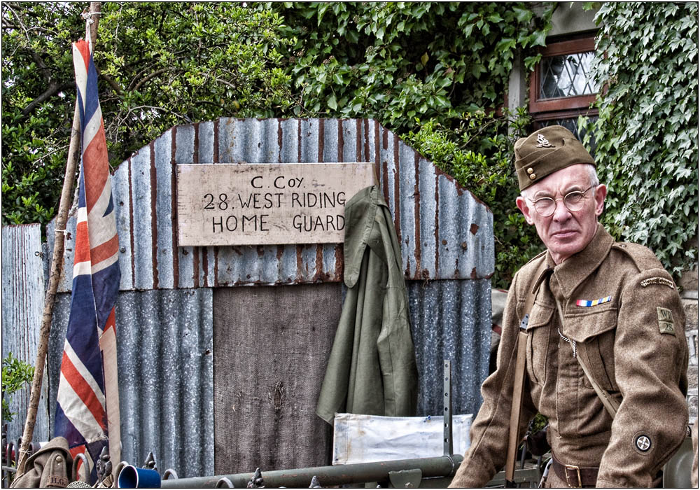 photoblog image The Home Guard