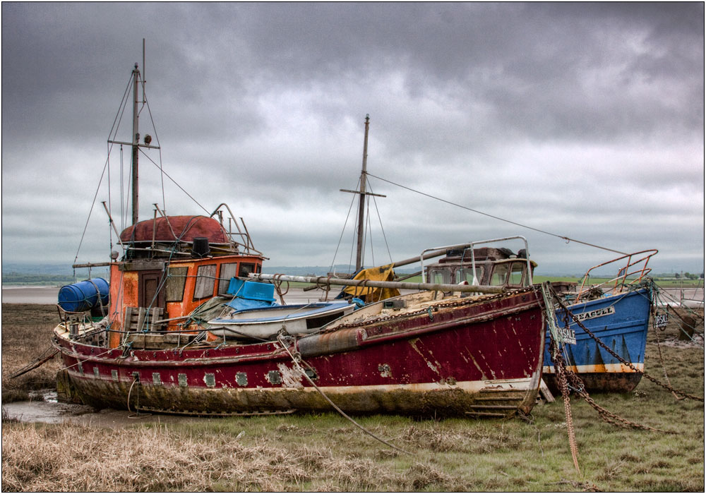 photoblog image Anyone fancy a fishing boat?
