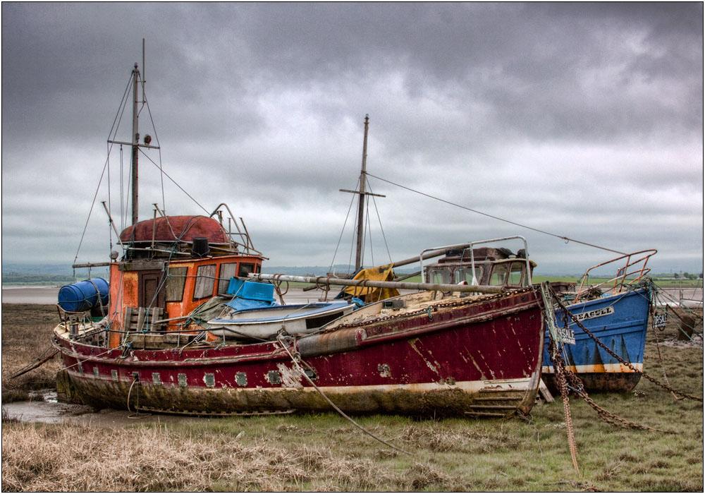 photoblog image Anyone fancy a fishing boat?