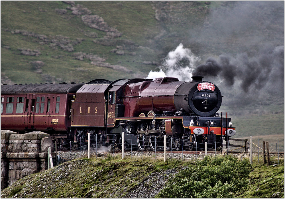 photoblog image The Cumbrian Mountain Express