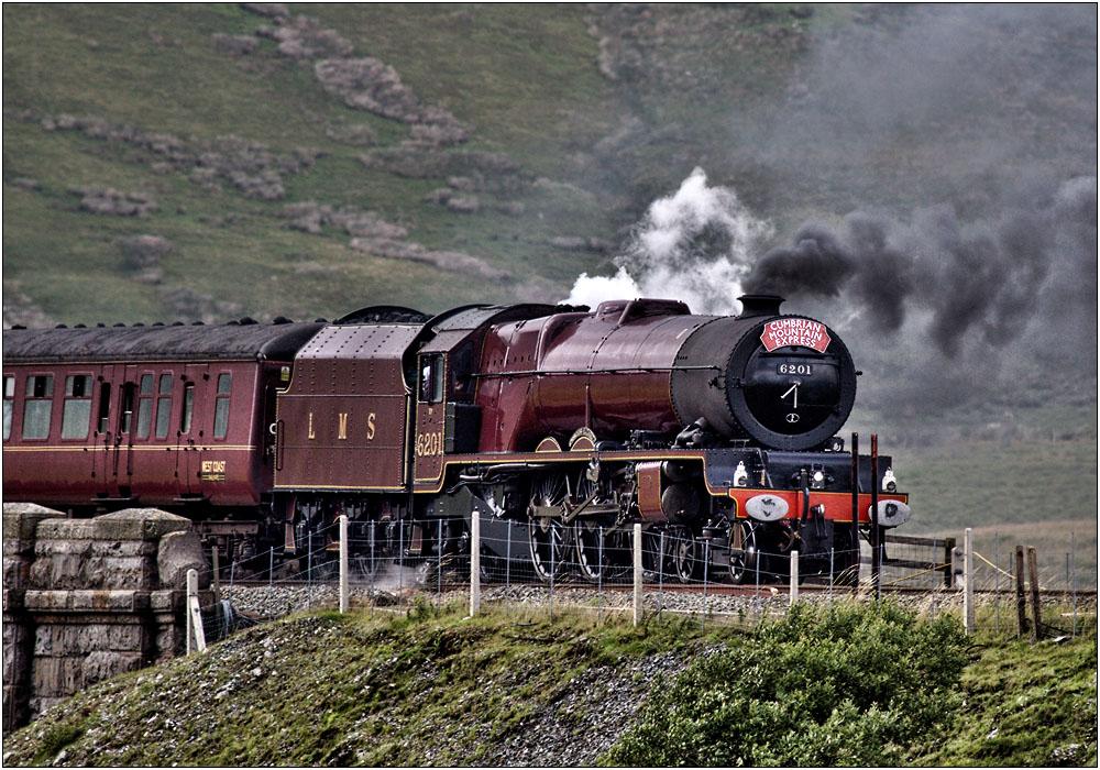 photoblog image The Cumbrian Mountain Express
