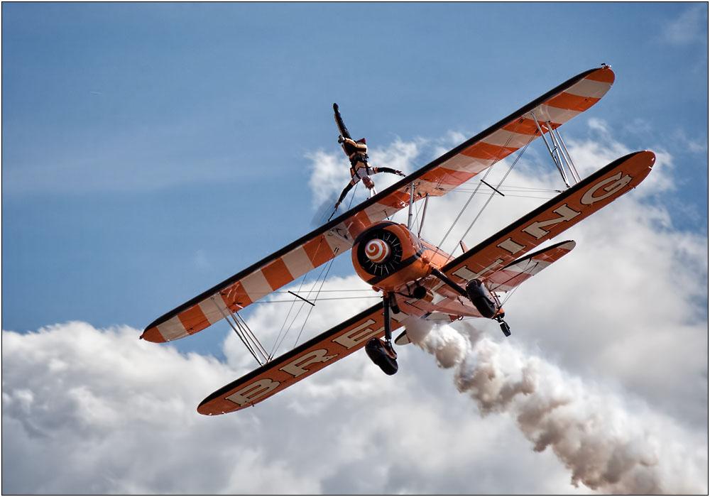 photoblog image Breitling Wing Walkers