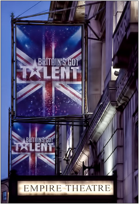 photoblog image Has Britain Got Talent