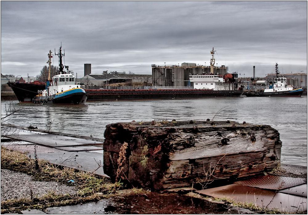 photoblog image In Alfred Lock