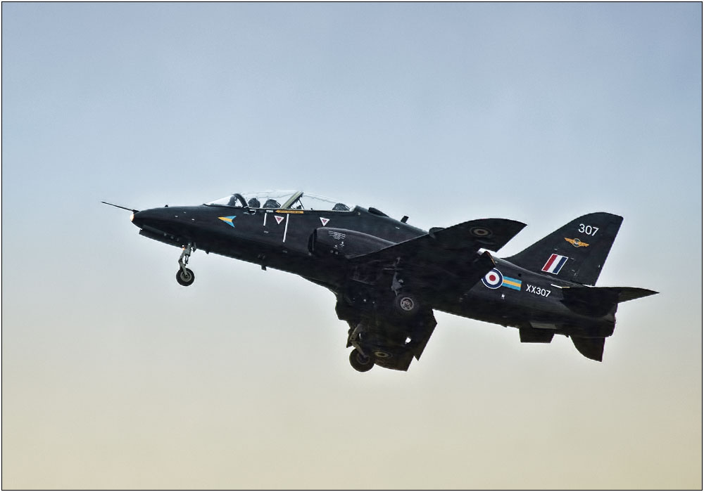 photoblog image The Hawk at Cosford