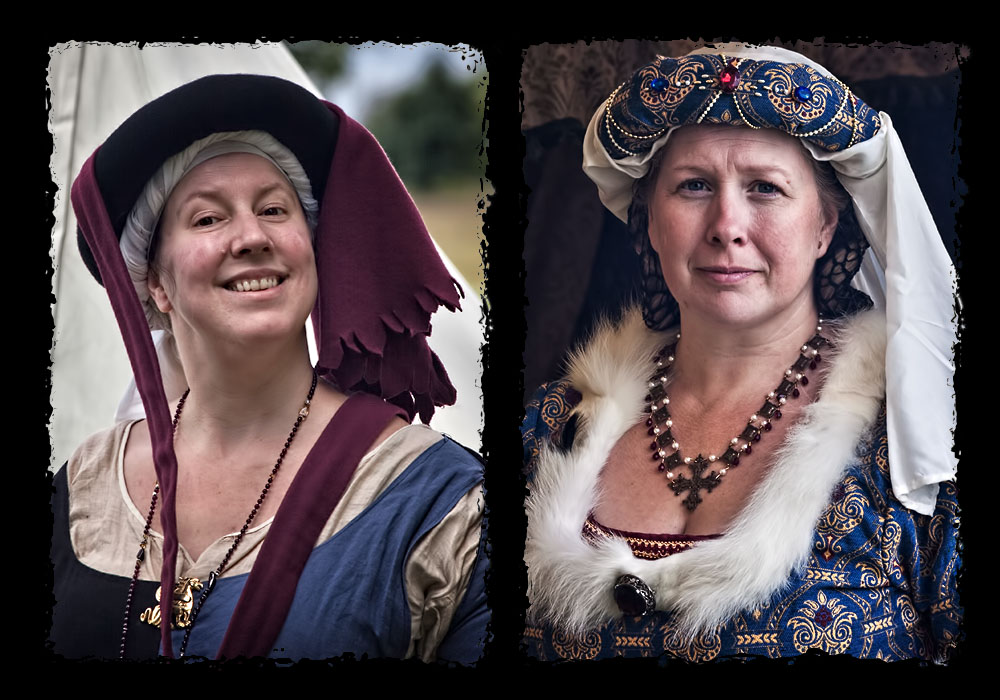 photoblog image The Ladies of Tatton Hall