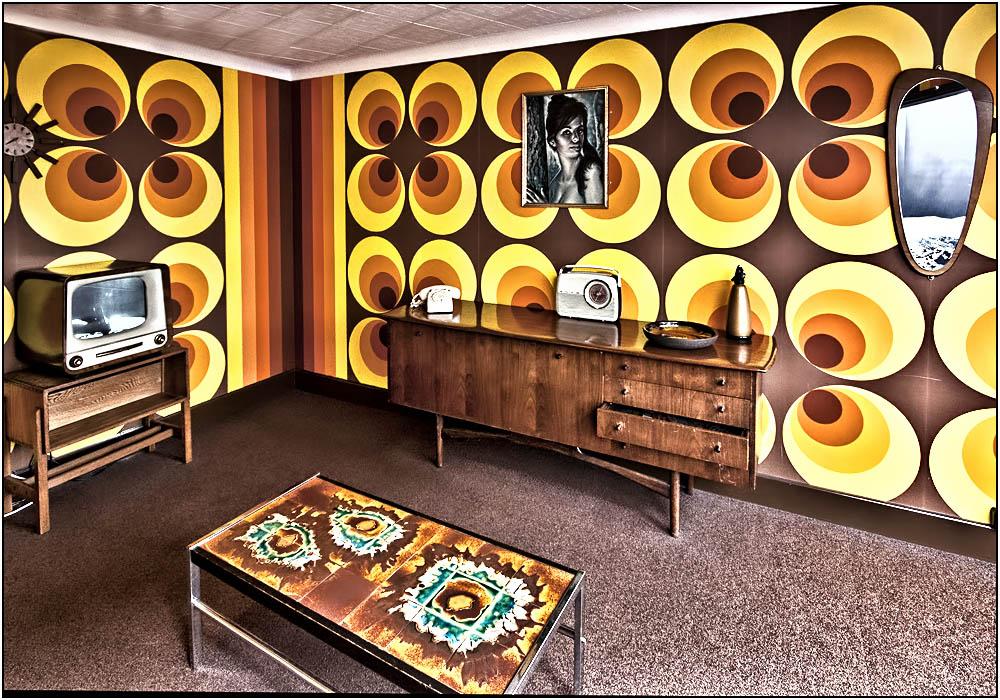 photoblog image The 1960s Room