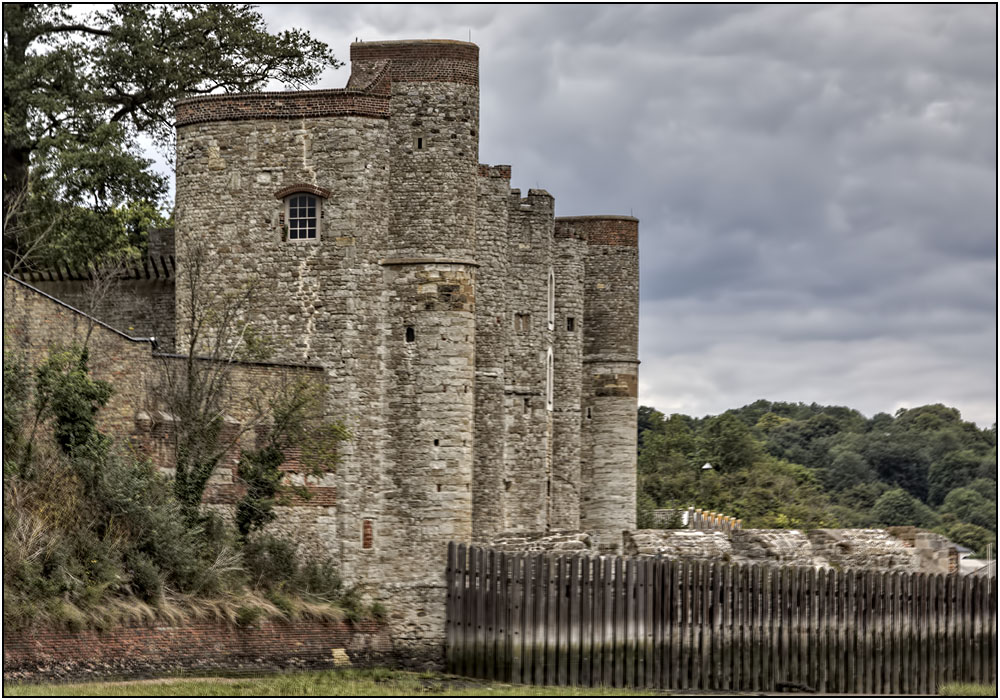 photoblog image Upnor Castle