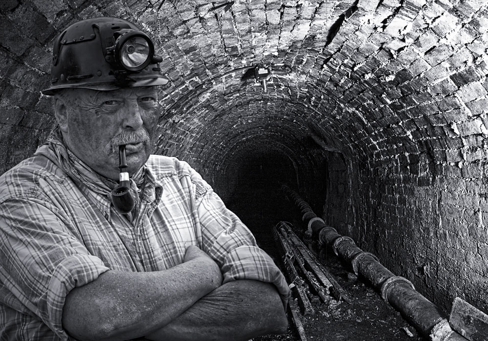 photoblog image The Tar Tunnel