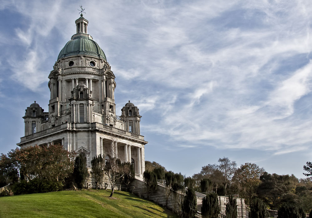 photoblog image The Ashton Memorial