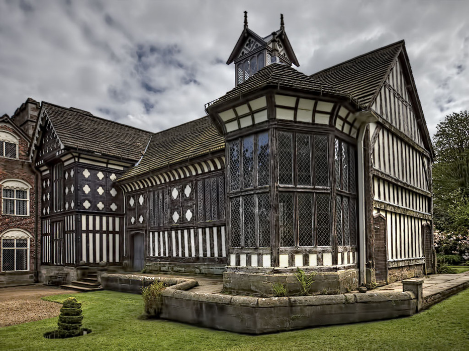 photoblog image Rufford Old Hall