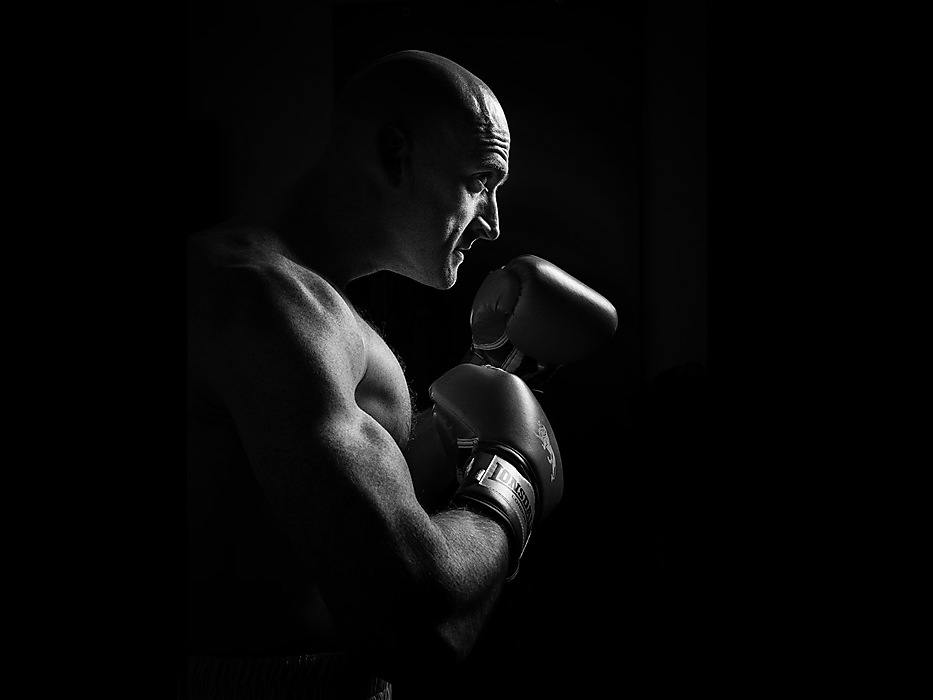 photoblog image The Boxer
