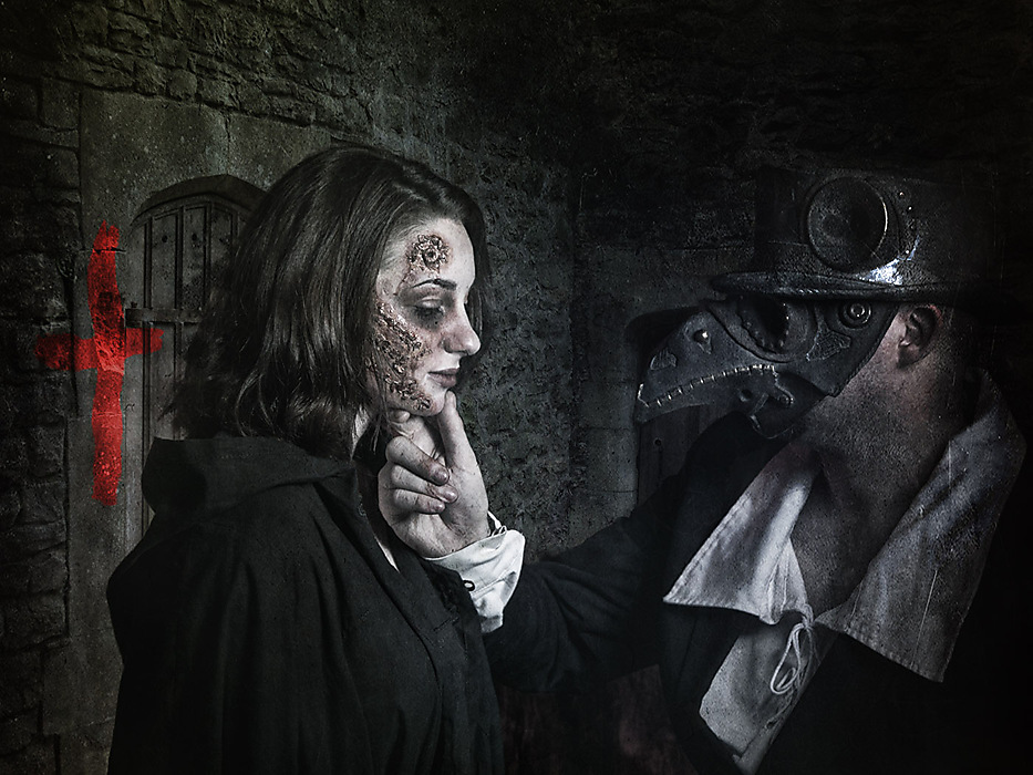 photoblog image The Plague Doctor
