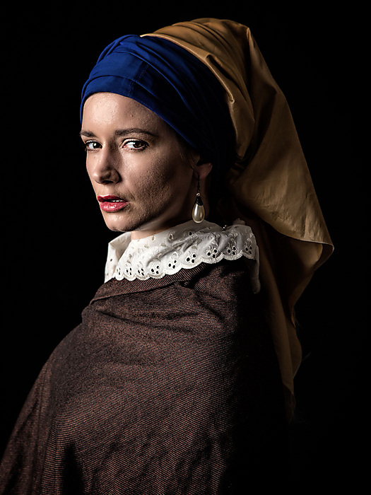photoblog image Girl with a pearl earring