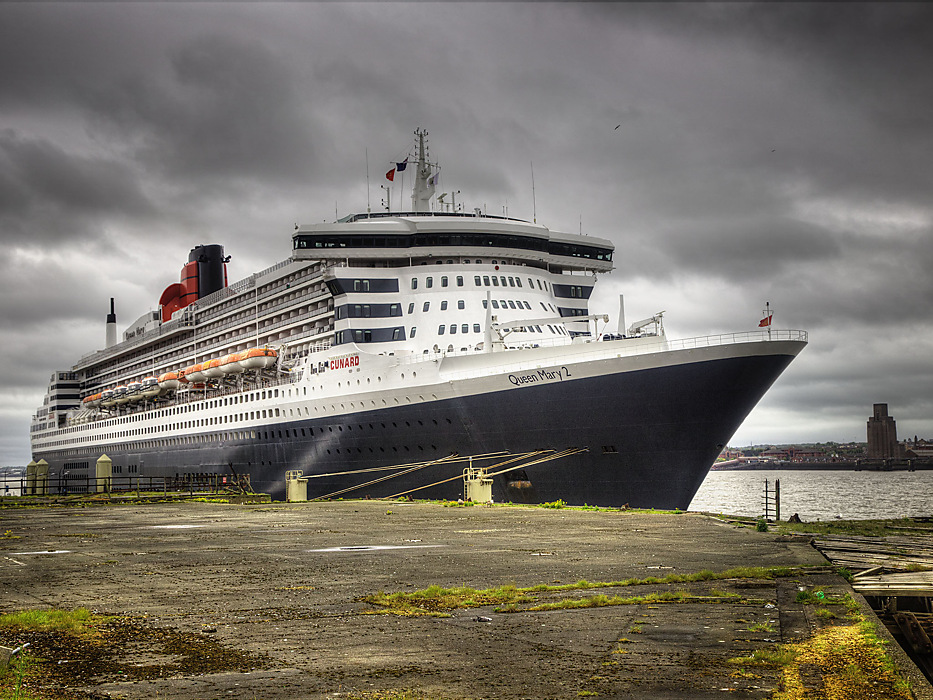 photoblog image Queen Mary 2