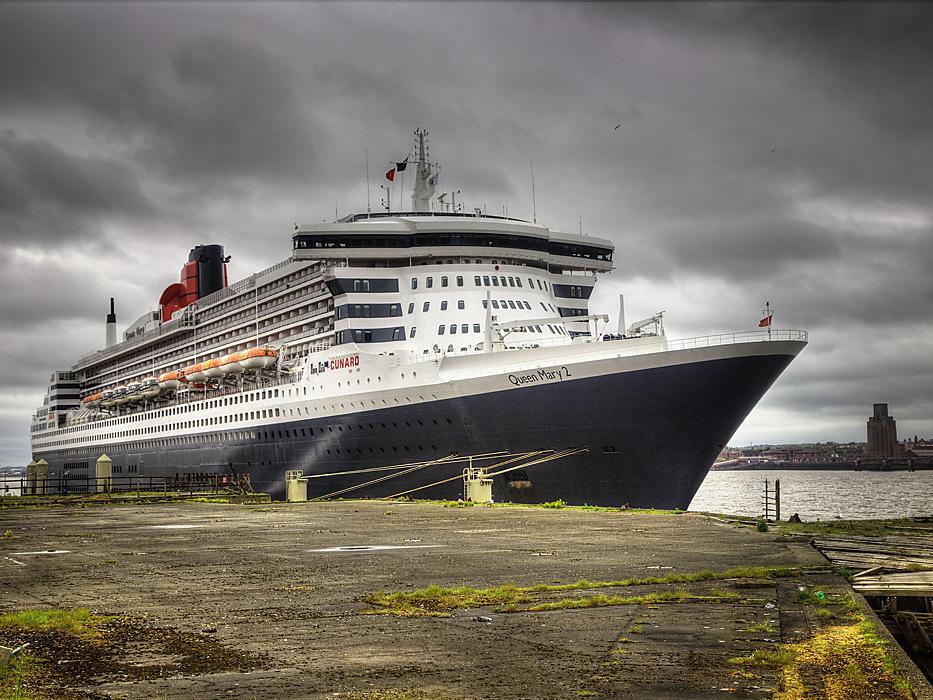 photoblog image Queen Mary 2