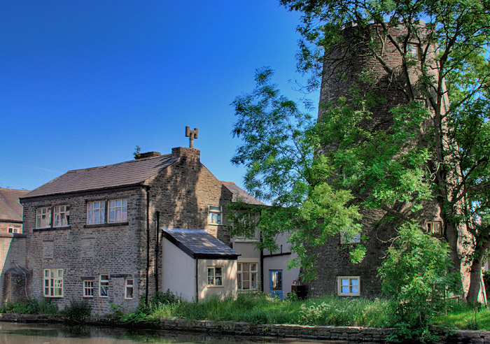 photoblog image The old mill at Parbold