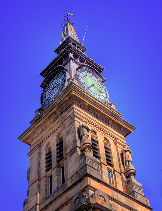 photoblog image Southport Clock Tower